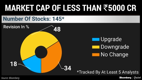 Large Caps Stand Out Amid Slew Of Stock Downgrades