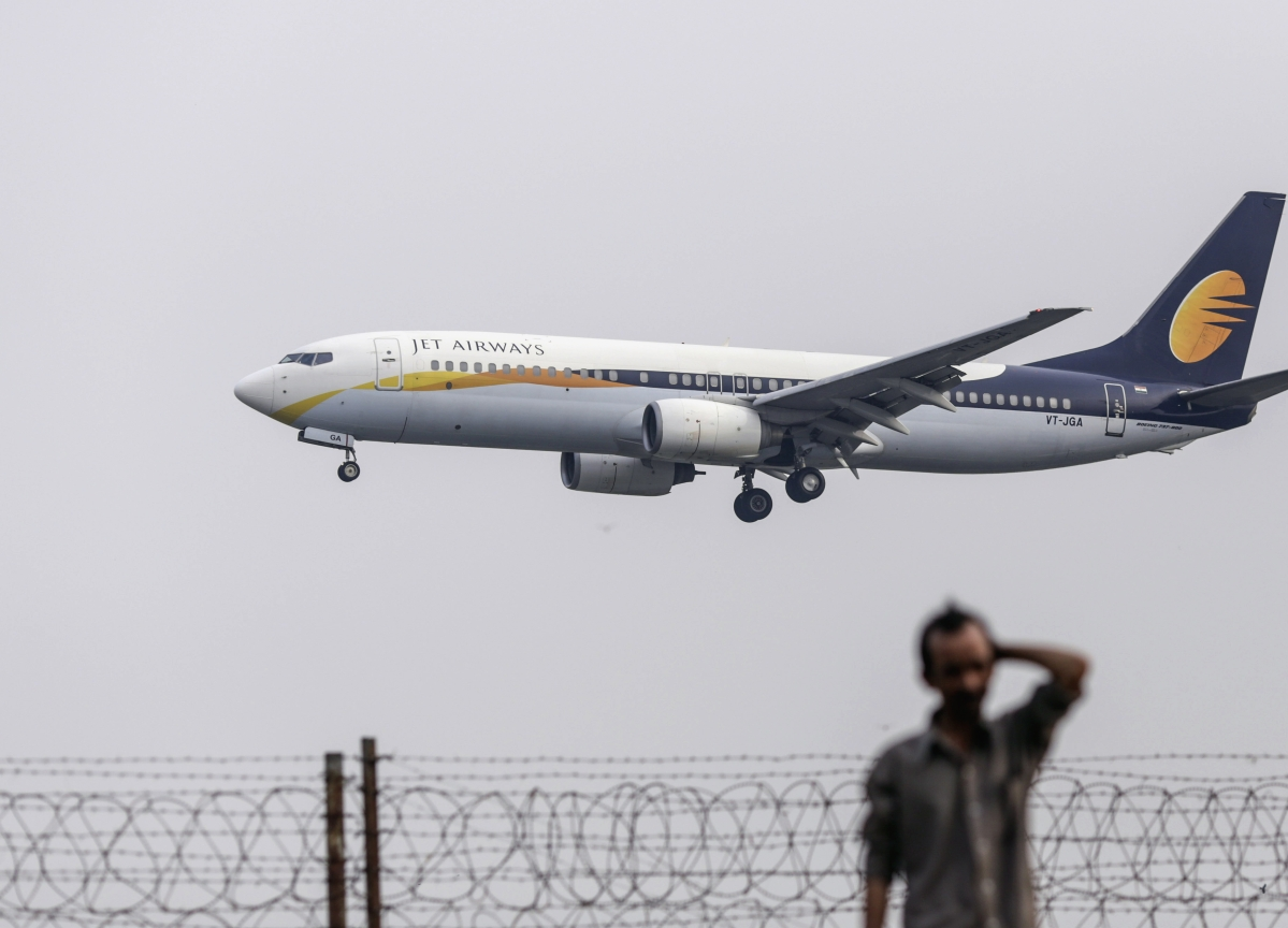 Jet Airways Grounds Five More Planes Due To Rental Default