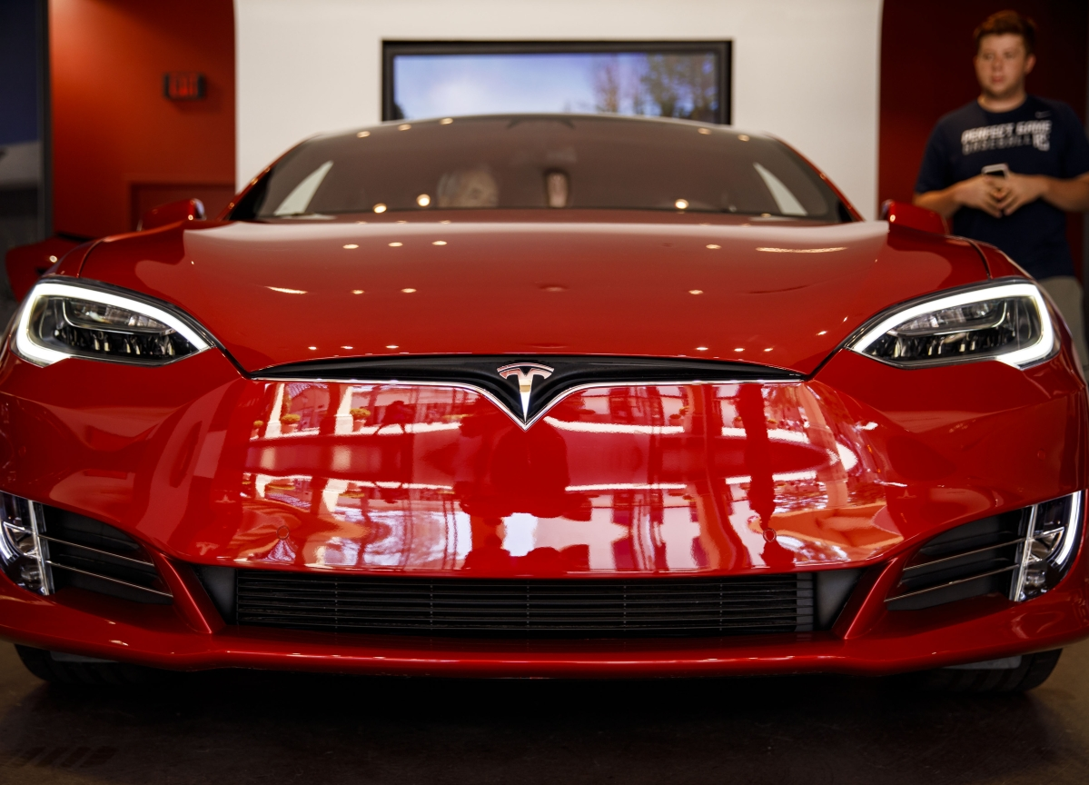 Musk's Tesla Scenario Would Mean Funding Biggest Buyout Ever