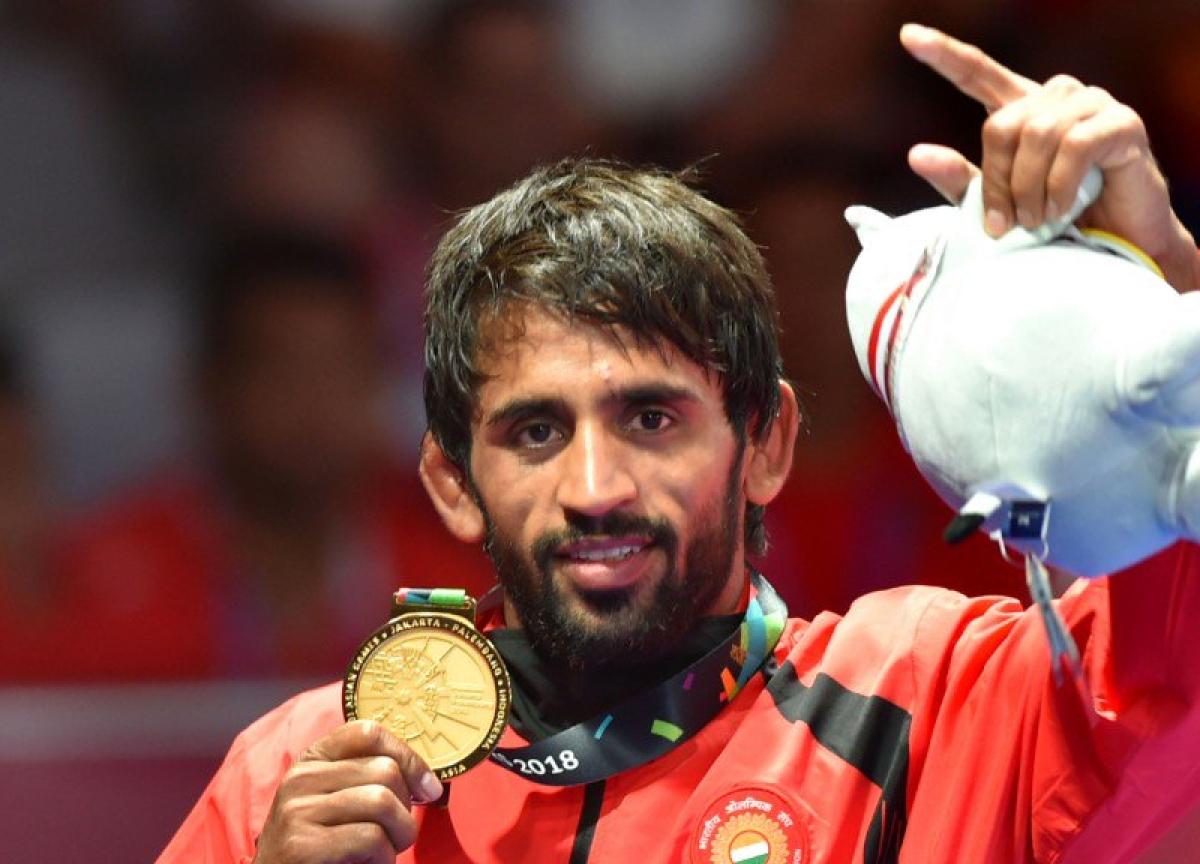 Bajrang Punia Wins Asian Games Gold: PM Modi Congratulates