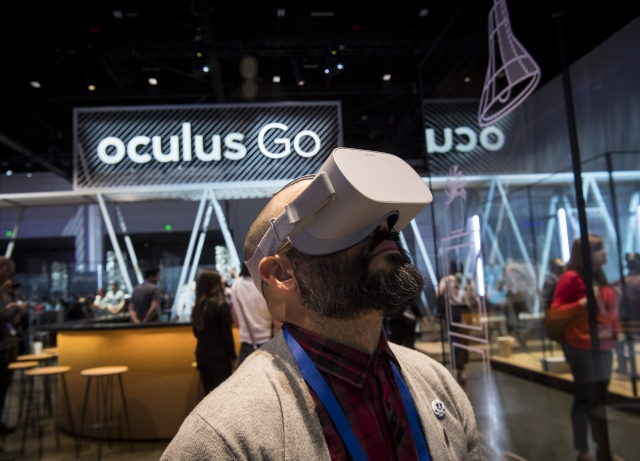 8efe42c54c4c Facebook Unveils Oculus Quest Wireless VR Headset For  399