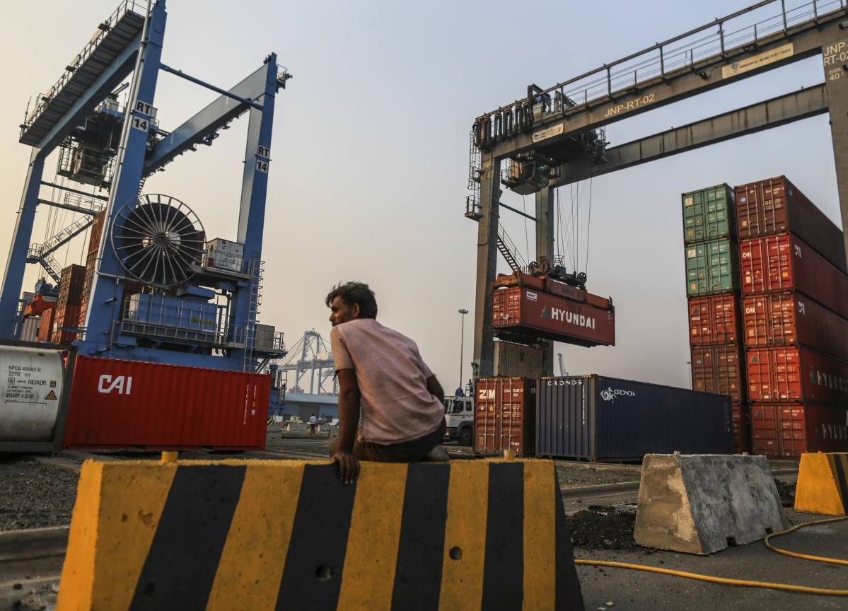 India's Current Account Gap Narrows to Lowest in Two Years