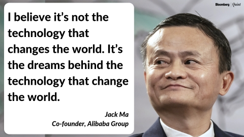 As Alibaba Prepares For Life After Jack Ma, Here's A Look At The Billionaire's Greatest Hits