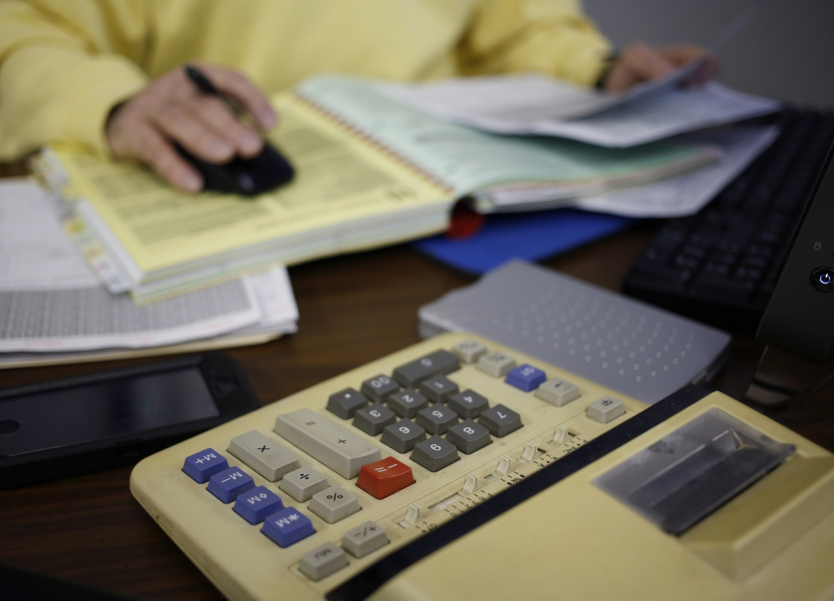 Over 4.78 Lakh Income Tax Appeals Pending At End Of March 2019