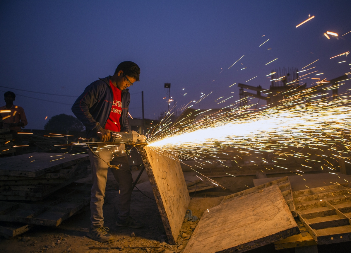 India PMI Data: Manufacturing Activity Expands At A Slower Pace In February