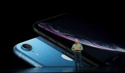 Apple Launch Event: New Watch, New iPhones