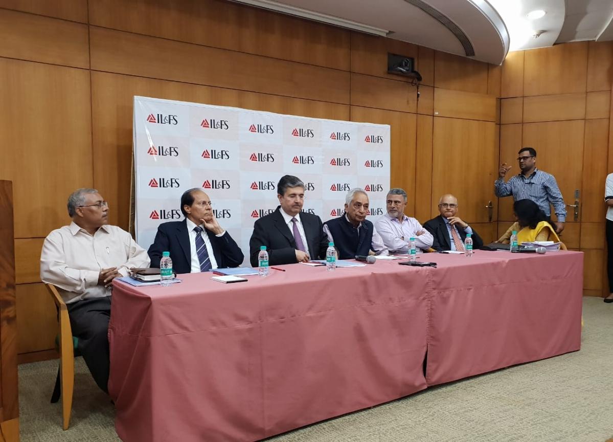 NCLAT Expresses Displeasure Over Delay In IL&FS Resolution Process