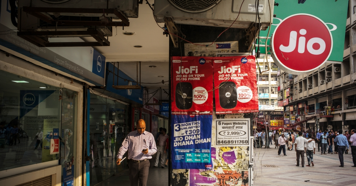 Q2 Results: Reliance Jio Profit Rises On Aggressive Subscriber Additions