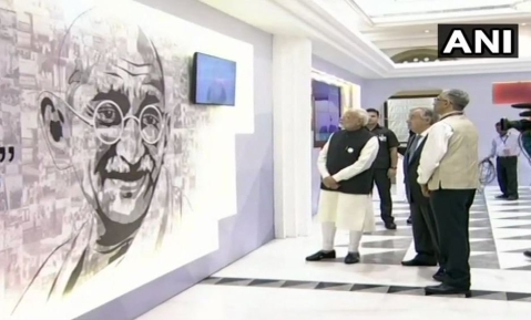 'Bapu's Ideals Inspire Lessons in Cleanliness': PM Modi
