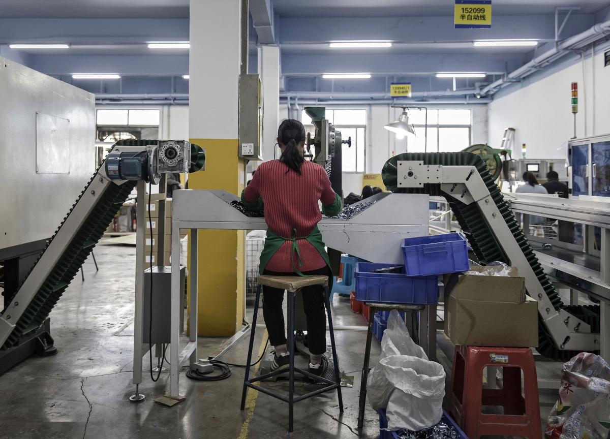 China's Factory Heartland Braces for Trump's Big Tariff Hit