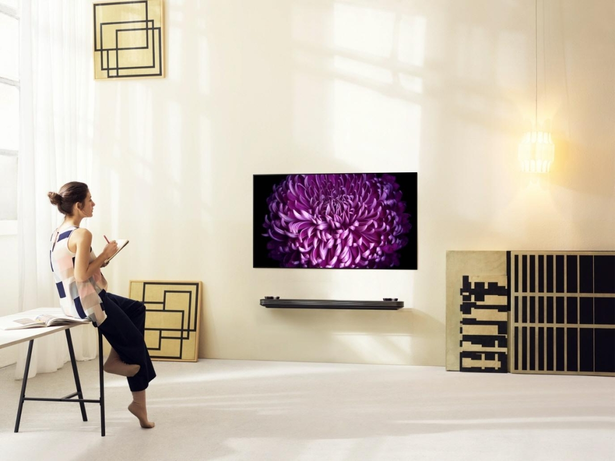 Take Your TV Viewing Experience To The Next Level With LG OLED TV – The World's Best Selling OLED Brand