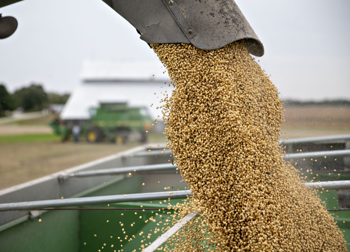 China Gives New Waivers for Tariff-Free U.S. Soy Purchases