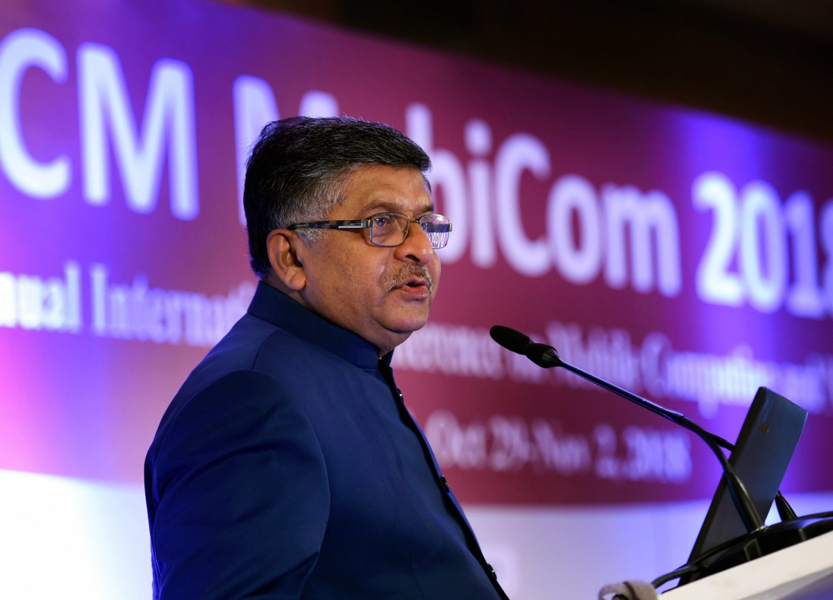 No Proposal To Waive Penalty, Interest On Telecom Firms' Licence Fee Dues: Ravi Shankar Prasad
