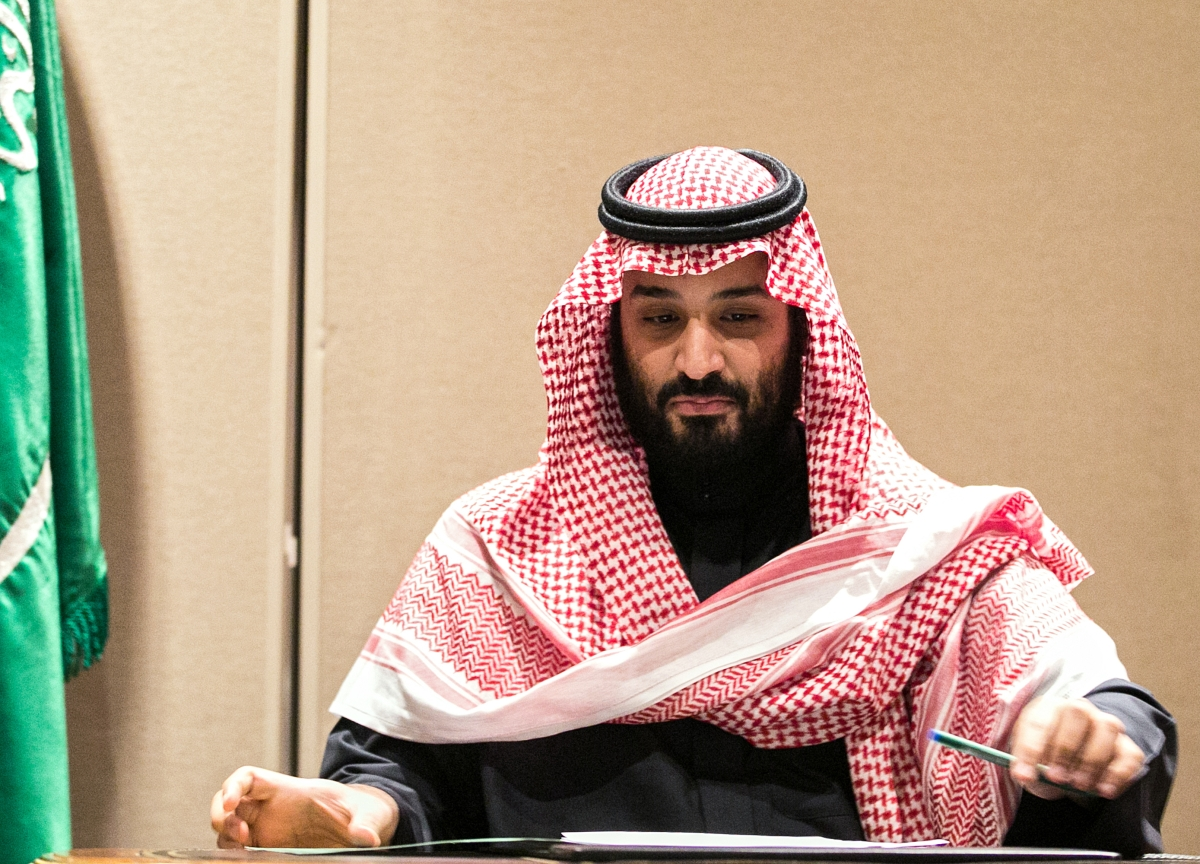 Saudi Prince Starts to Pay Political Price for Khashoggi Murder