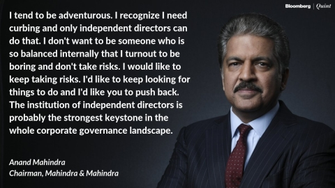 Accounting Weakest Link, Says Uday Kotak In A Chat With Anand Mahindra, M Damodaran On Corporate Governance