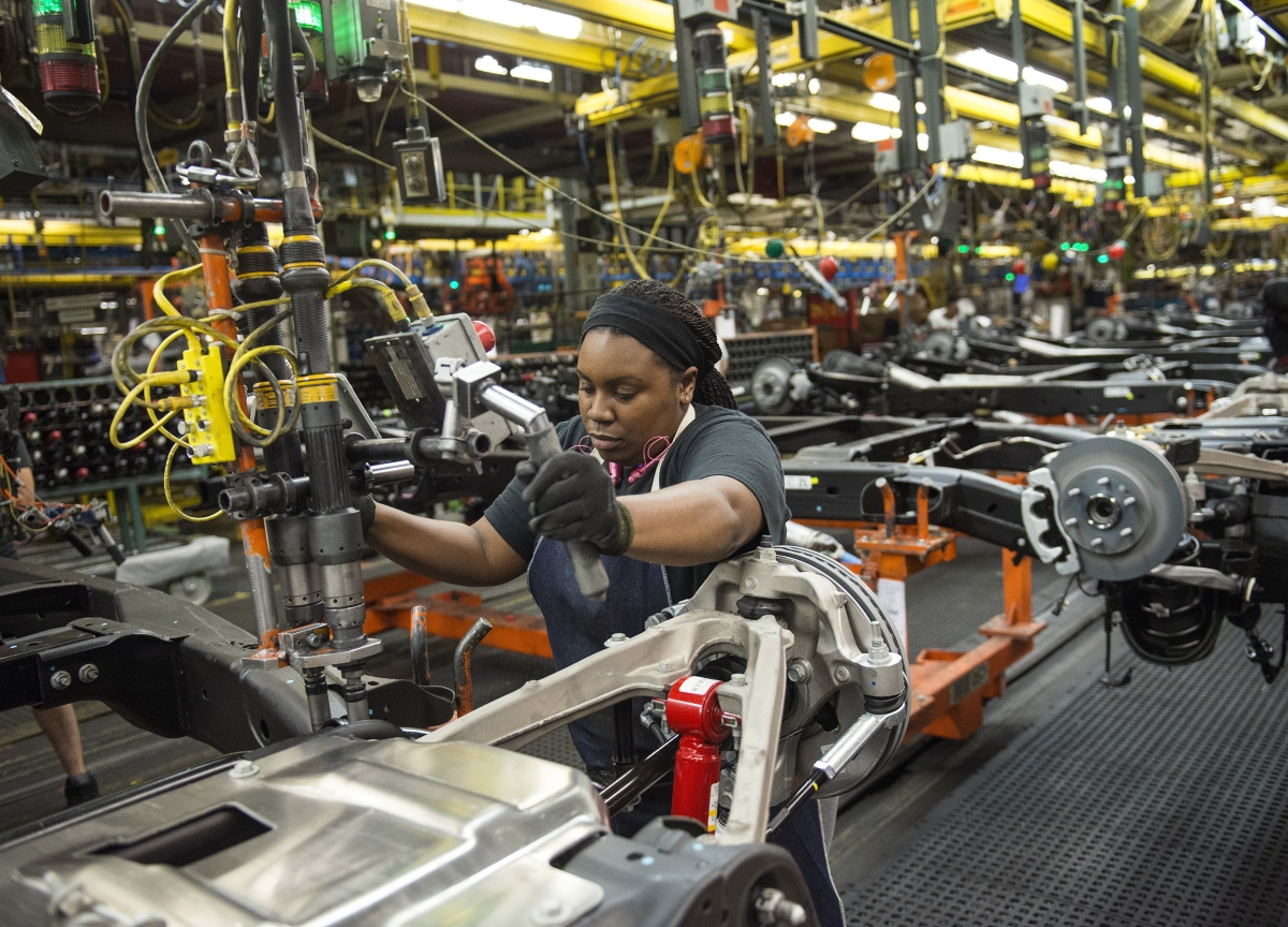 GM Plans More Than 14,000 Job Cuts, Seven Factory Closings