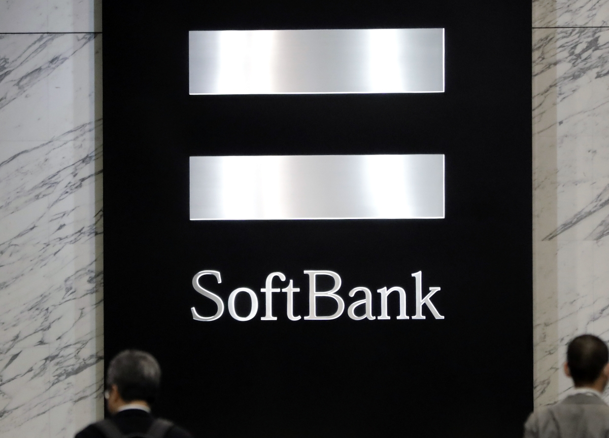 SoftBank Falls After WeWork Fiasco Leads to Record Loss