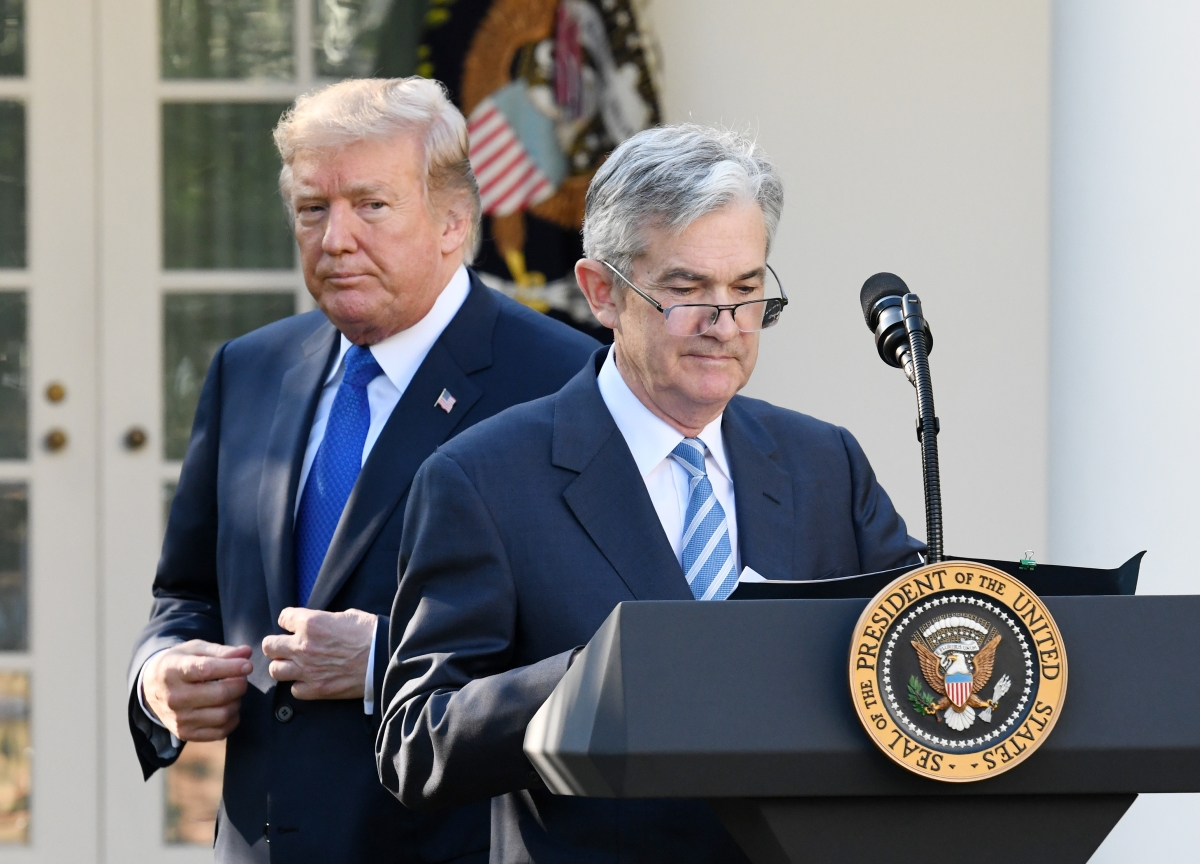 Trump-Powell Battle Would Span Three Arenas Where Everyone Loses