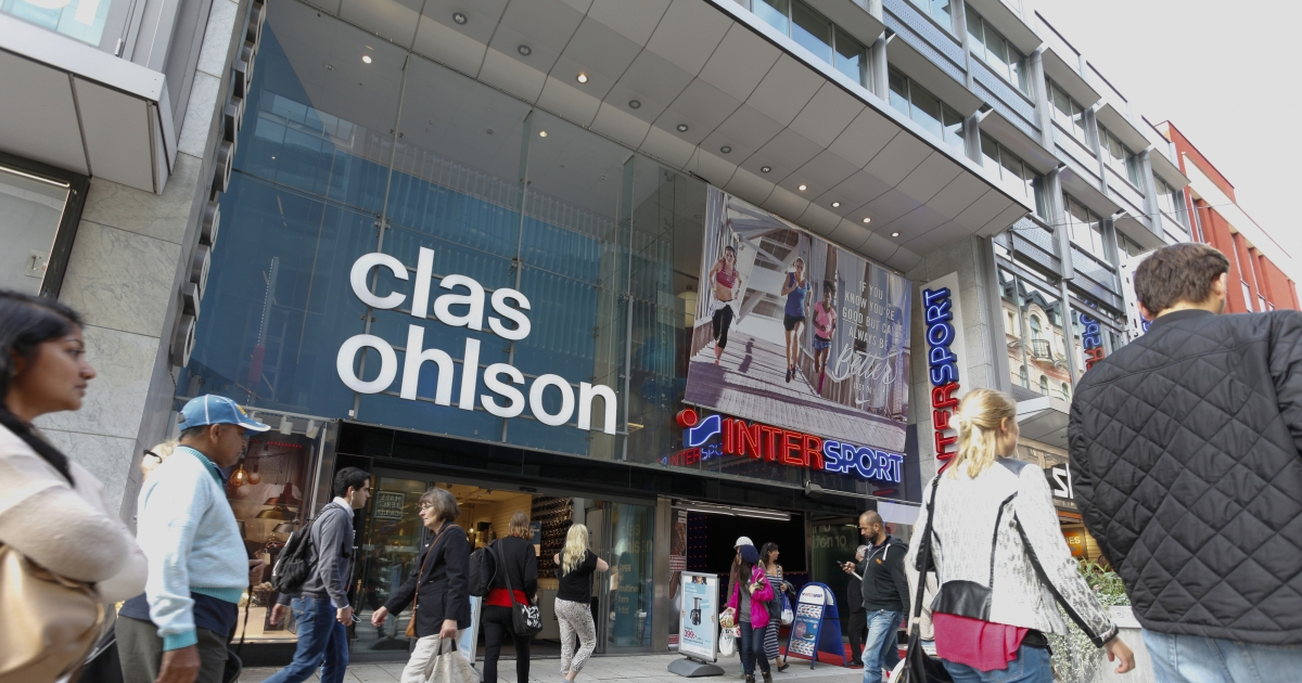 Clas Ohlson Throws In Towel in U.K. 584e42f422