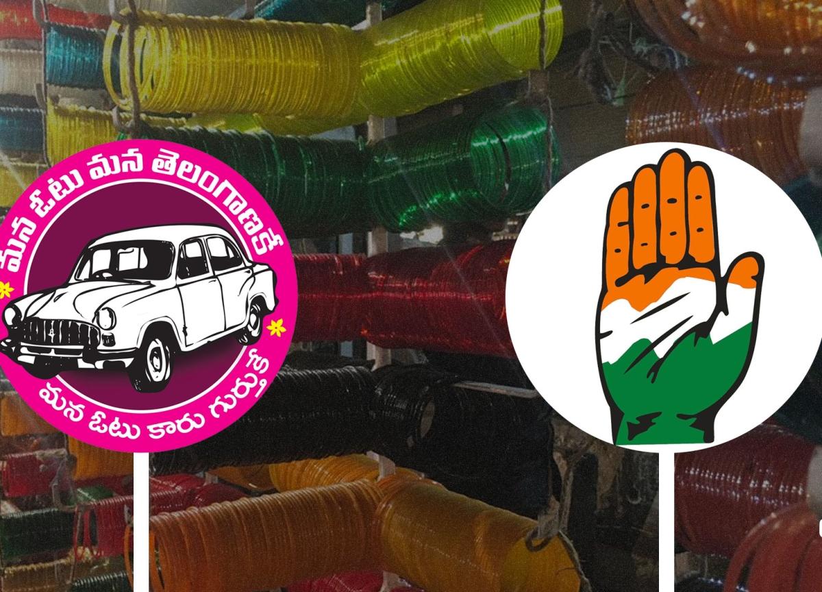 Beyond the Glitz: Hyderabad Chudi Bazaar on Polls, Employing Women