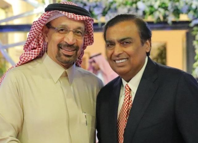 Mukesh Ambani-Saudi Arabia Partnership: Saudi Arabia