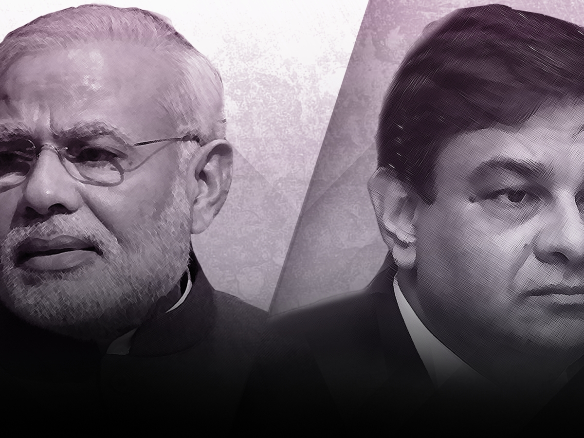 Modi Says Urjit Patel Wanted To Resign Months Earlier
