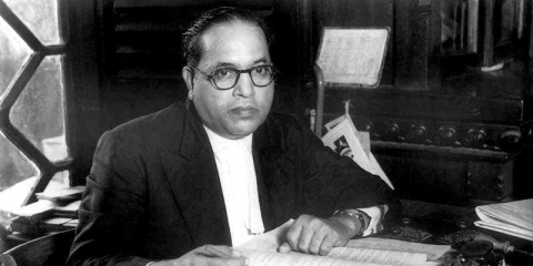 BR Ambedkar. (Photograph: Government of India)