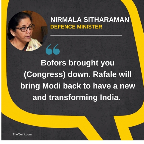 Rahul vs Sitharaman on Rafale: What Went Down in the Lok Sabha