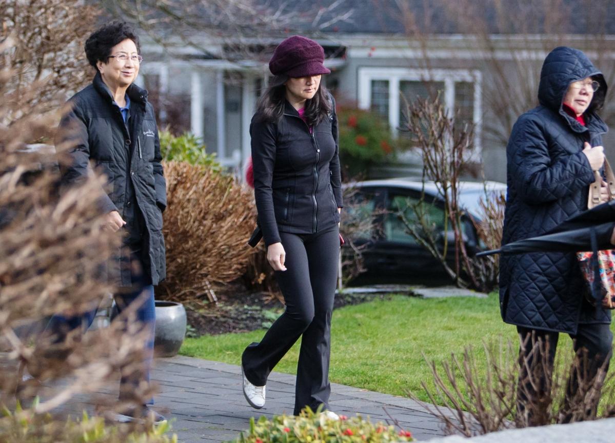 Prisoner in Vancouver: Huawei CFO Awaits Fate in Splendor