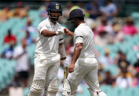 Day 1, Sydney Test: Pujara Puts India in Command With Unbeaten Ton