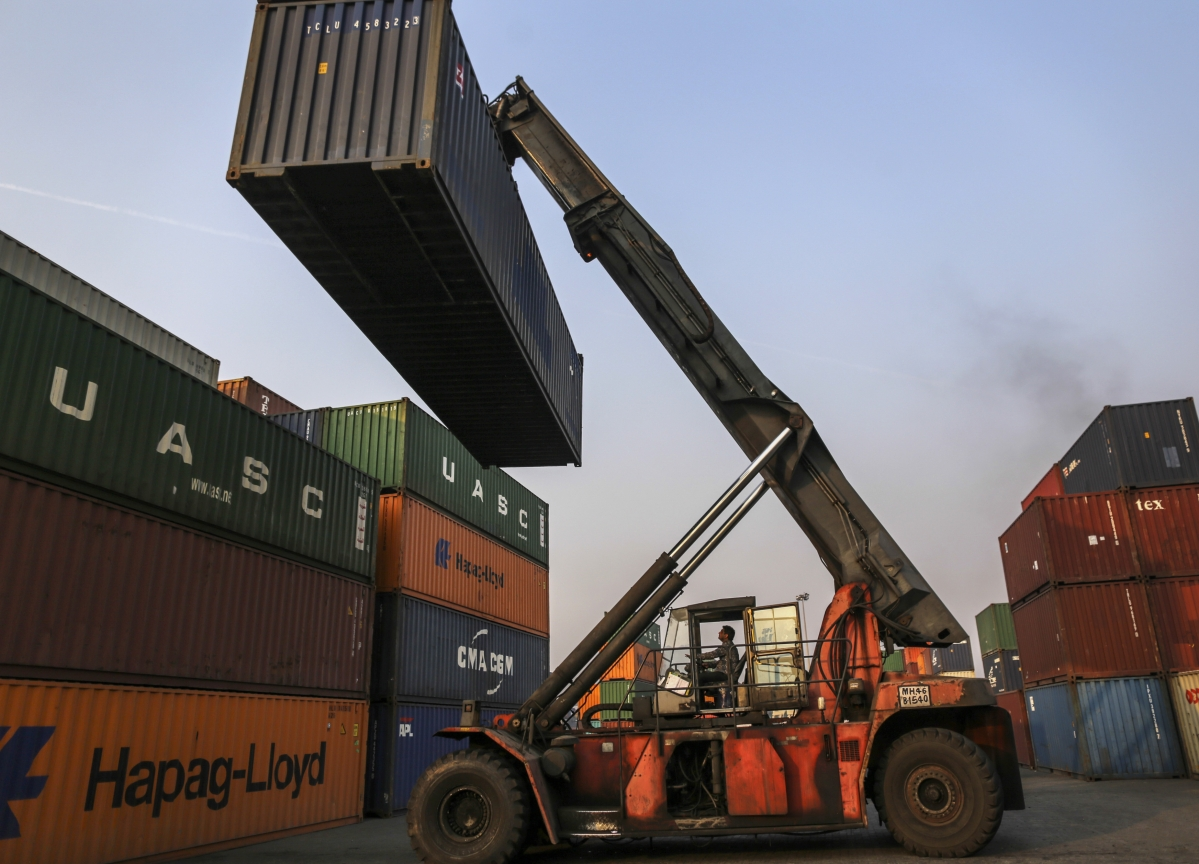India Trade Gap Narrows More Than Estimated in February