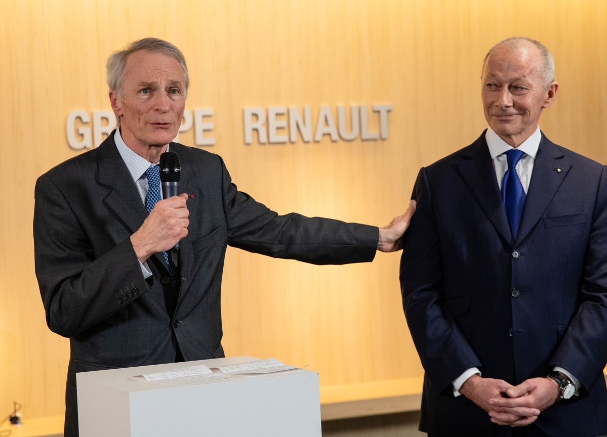 New Renault Chairman Meets With Nissan in Bid to Soothe Tensions