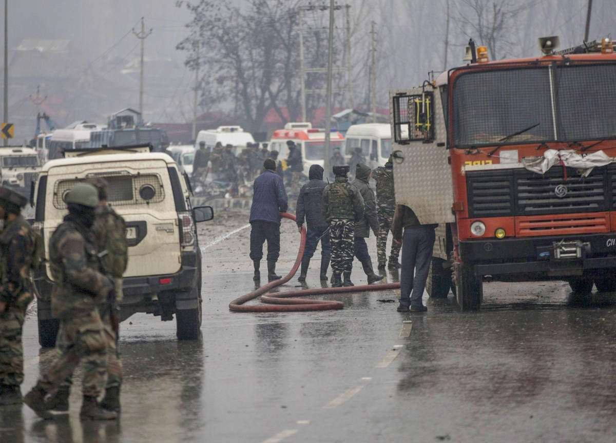 Death Toll Of Security Forces In Jammu & Kashmir Has Risen 94% In 4 Years