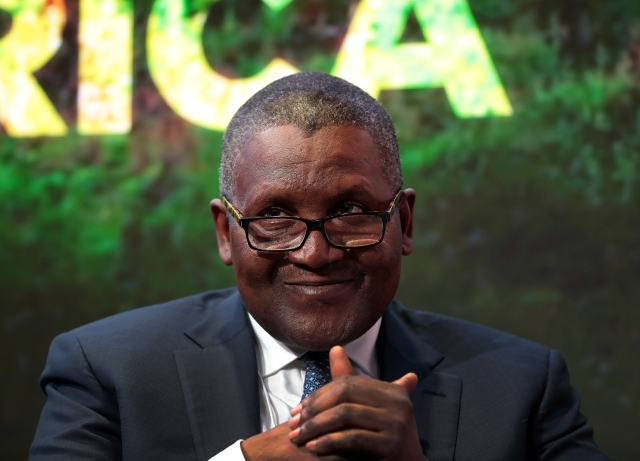 Image result for Africa's Richest Man, Aliko Dangote Makes A $17 Billion Bid For Immortality