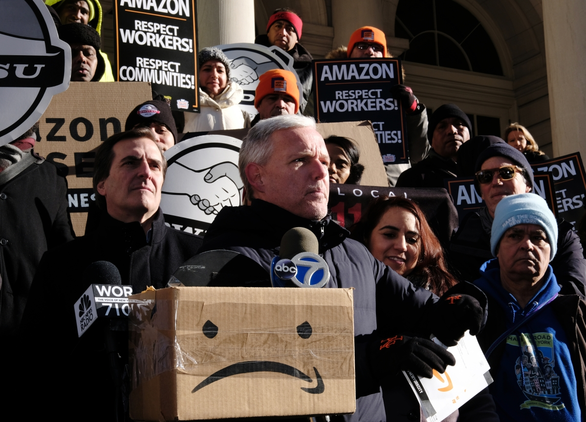 Amazon's Escape From New York