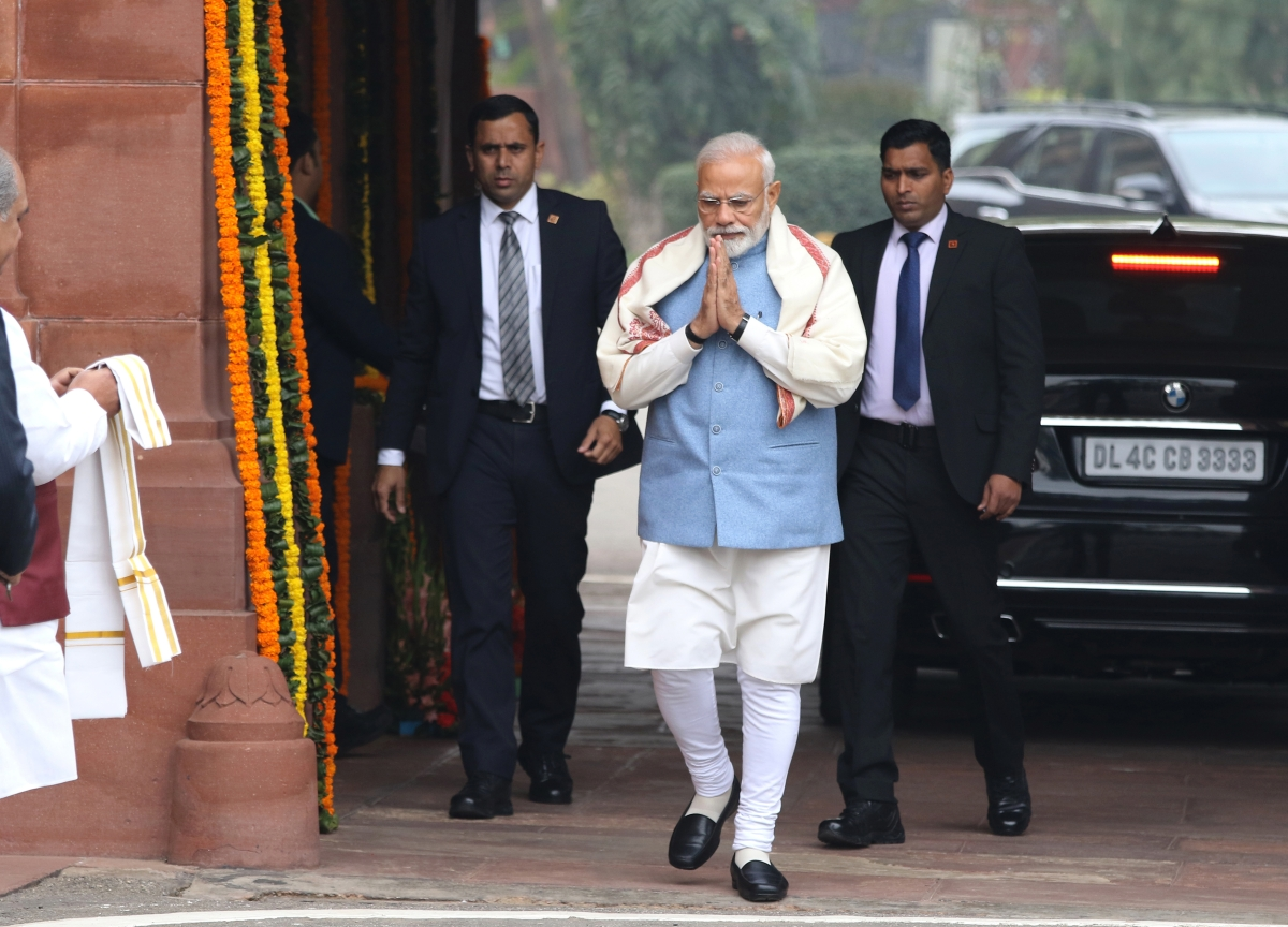Modi Woos Voters With $13 Billion Largesse Before India Election