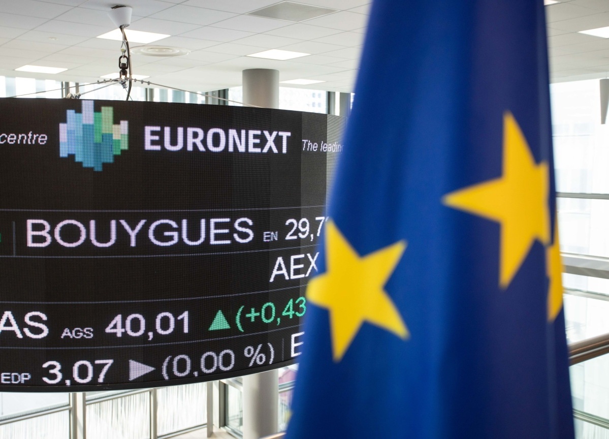 Bears Return as European Stocks See Second-Worst Exit on Record