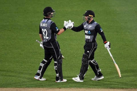 "(Photo Courtesy: Twitter/<a href=""https://twitter.com/BLACKCAPS"">BLACKCAPS</a>)"