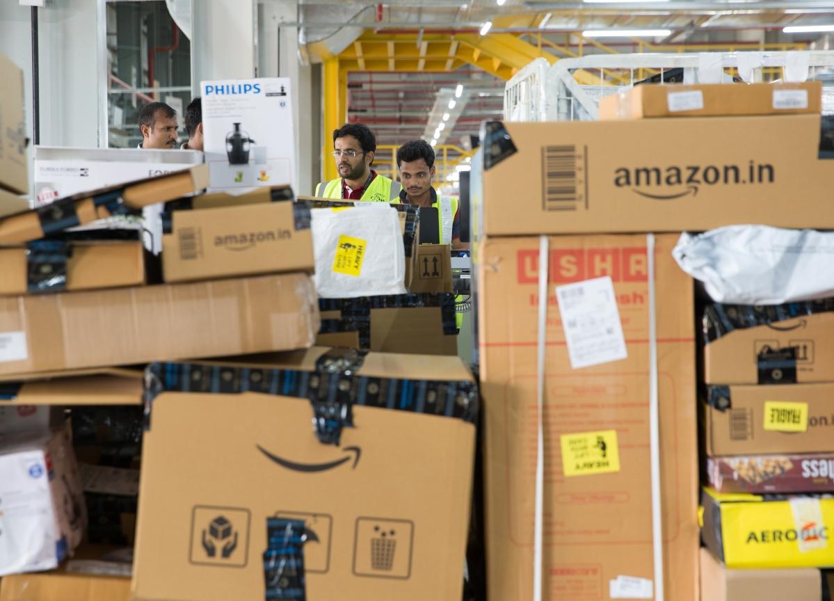 Amazon Strengthens Play In Furniture Segment Ahead Of Festive Season