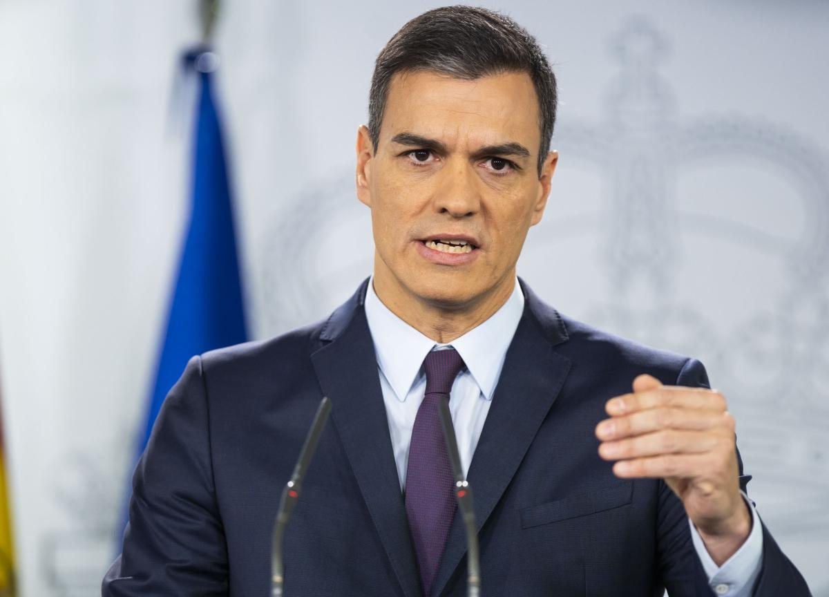 Spain's Sanchez Calls Snap Election April 28 After Stalemate