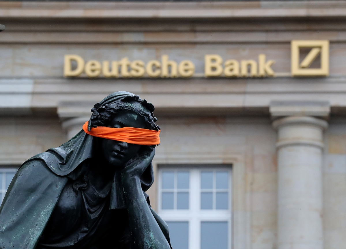 Deutsche Bank Says German Economy Is Drifting Toward Recession
