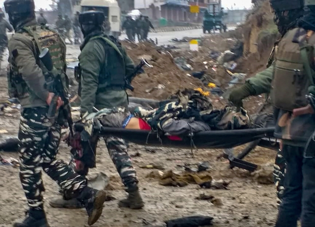 Kashmir Attack: Kashmir Deaths Climb to 40 in Worst India