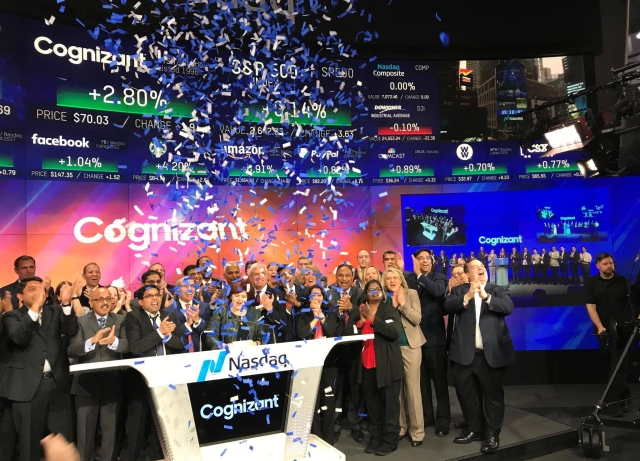 Cognizant Q4 Results: Cognizant Posts Net Income Of $648