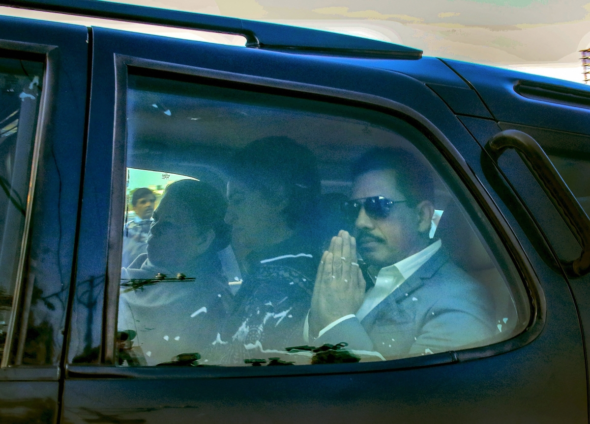 Enforcement Directorate Attaches Rs 4.62 Crore Worth Assets Of Robert Vadra's Company