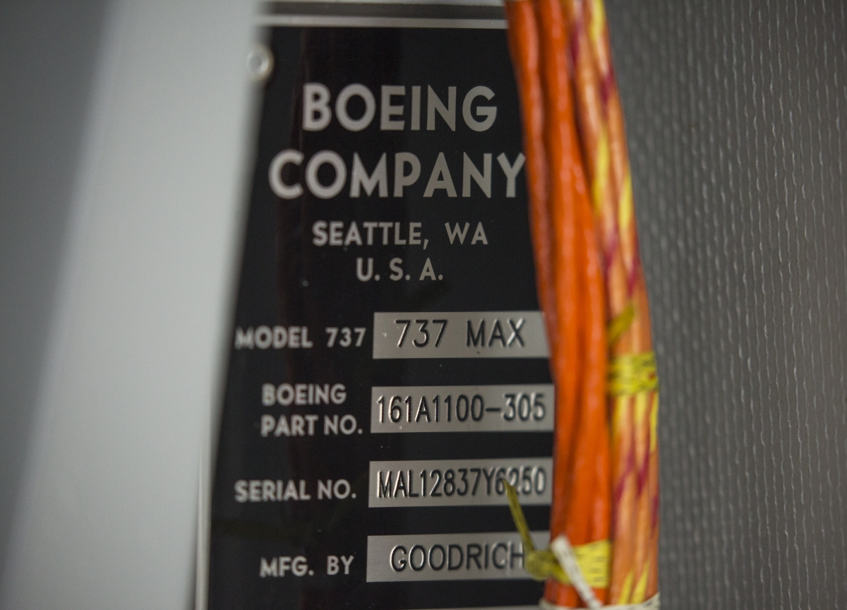 Boeing Needs Up to Three Months to Fix Latest 737 Max Problem