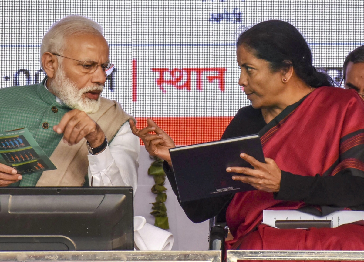 Budget 2020: India Stares At Rs 2-lakh-Crore Tax Shortfall; Little Room For Personal Income Tax Relief