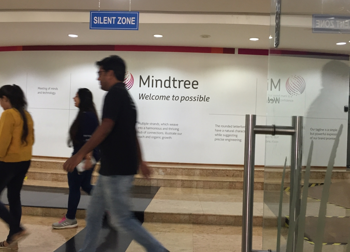 L&T Stake In Mindtree Rises To 60%,  Open Offer Oversubscribed