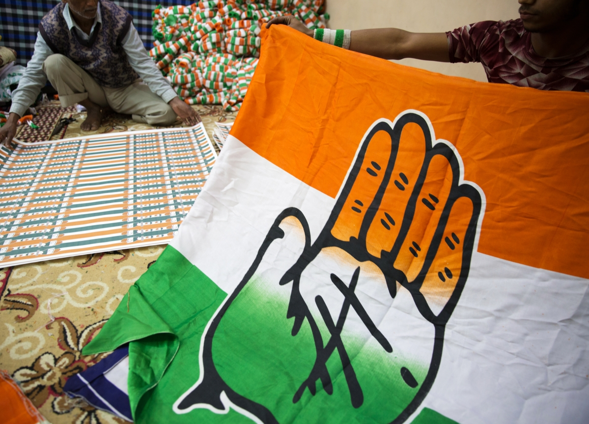 India Congress Party's Income Plan Short on Funding Details