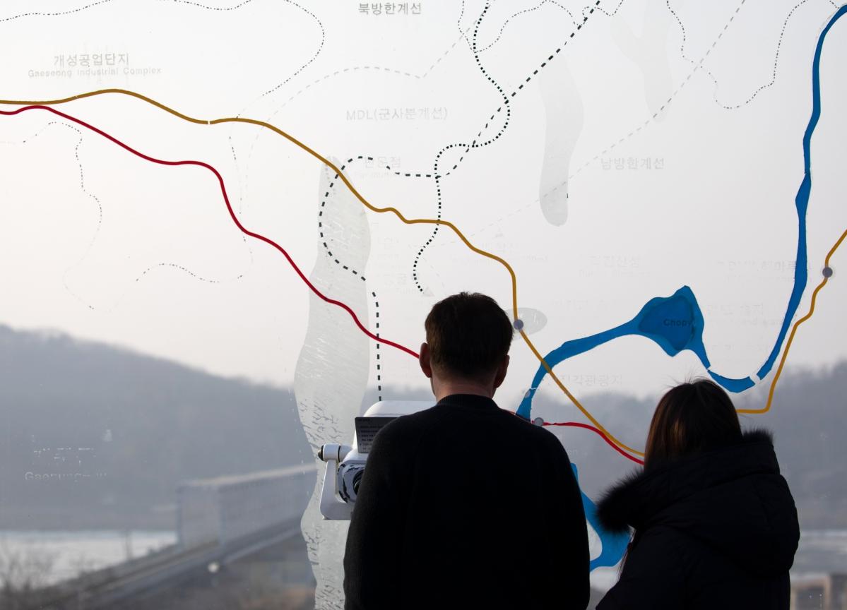 China, North Korea Open New Border Crossing Despite Sanctions