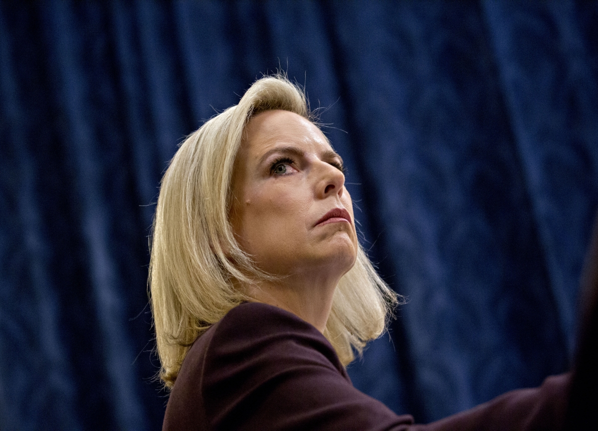 Trump Ousts DHS Chief as Border Promises Unravel Ahead of 2020